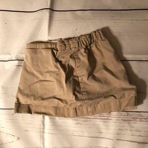 Land's End Girl's Khakis Skirt